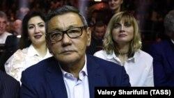 Гафур Рахимов Сочидегі AIBA жиынында. 3 ақпан 2018 жыл.