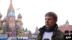 Oleksiy Honcharenko, foto arkiv