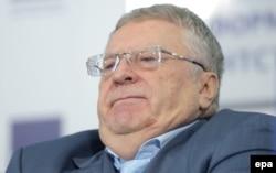 Российский политик Владимир Жириновский.