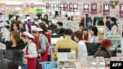 Налог с продаж обеспечивает бюджету Японии более 20% всех доходов