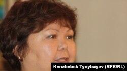 Editor Tamara Eslyamova