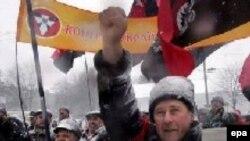 Партия украинских националистов хоечт газа готова жить и без российского газа