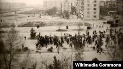 Сумгаитские погромы, февраль 1988 г.