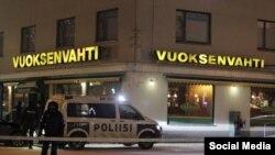 Ресторан в Иматре, рядом с которым местный житель открыл стрельбу