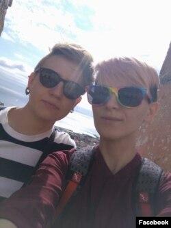 Виола Андрущук и Ольга Музыка