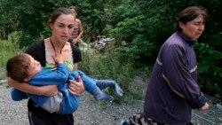 Беженцев с юга первым на территории Северной Осетии принимает город Алагир