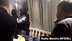 Оьрсийчоь -- Ресторане вайнах леца еана полици, Москох,19Ман2015