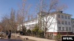 Каракол шаарындагы №11 мектеп-гимназия
