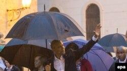 Barak Obama u Havani
