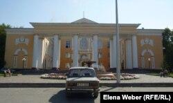 Театр для детей и юношества. Темиртау. Лето 2012 года