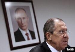 Міністр закордонних справ Росії Сергій Лавров (архівне фото)