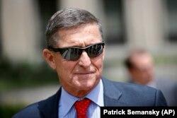 Michael Flynn, primul consilier pentru securitate națională a președintelui Donald Trump, iunie 2019