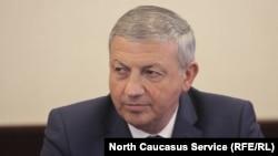 Глава Северной Осетии Вячеслава Битаров (архивное фото)