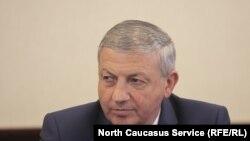 Глава Северной Осетии Вячеслава Битаров