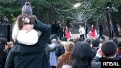 Искусство 2012 года в Грузии приобрело социальный оттенок