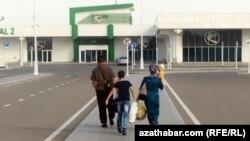 Aşgabadyň aeroporty