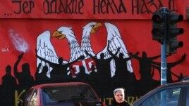 Grafit u srpskom delu Mitrovice