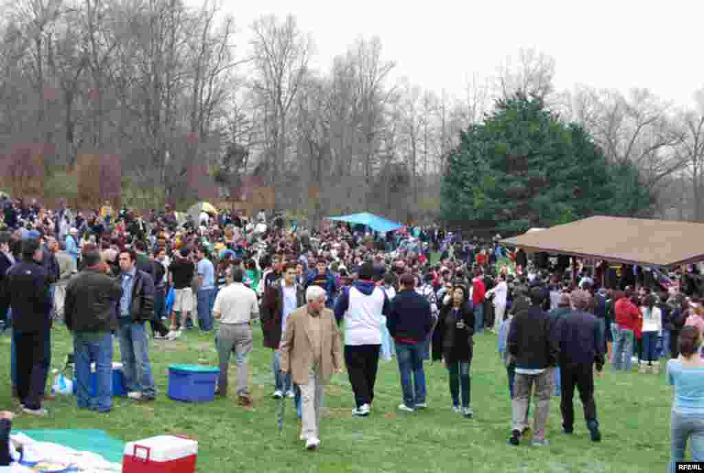 U.S. -- 13 Bedar in Black Hill, is the Persian Festival of springs. It is a full day of mass Outdoors Picnic, which occurs on the 13th day of Norouz, 01Apr2007