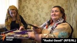 Мунира Орзубекова, мухлиси филмҳои туркист.