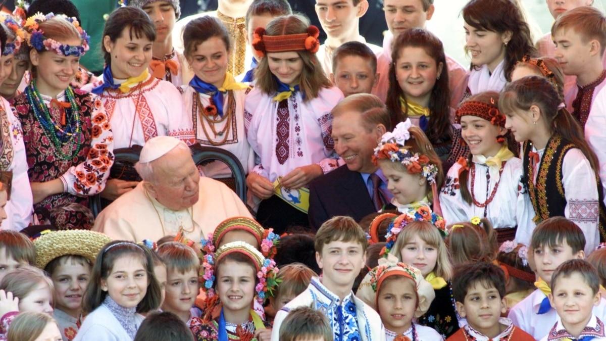 100 лет со дня рождения Иоанна Павла II. «Он чувствовал духовную близость к Украине» €? глава УГКЦ