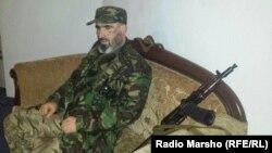 Шейх Мансуран цIарахчу батальонан буьйранча ЧIебарлойн Муслим