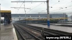 Вокзал у Криму