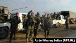 قوات البيشمركه في سنجار