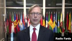 U.S. special representative for Iran Brian Hook (file photo)