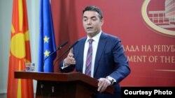 Министерот за надворешни работи Никола Димитров