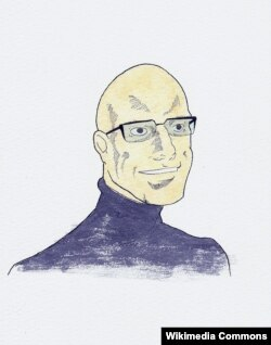 Michel Foucault portreti.