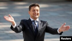 After his party won a big victory in parliamentary elections, Ukrainian President Volodomyr Zelenskiy's choice of prime minister could be crucial to the country's future.