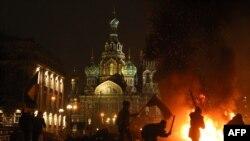 """Акция """"Свобода"""" в поддержку Майдана"""