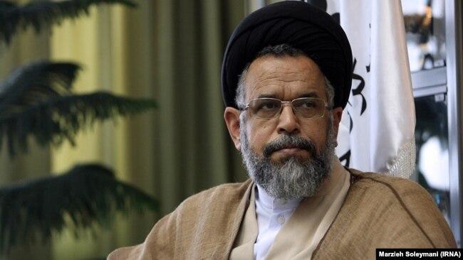 محمود علوی، وزیر اطلاعات