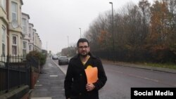 Ali Avaei is running for a seat in British Parliament as a Liberal Democrat. File photo