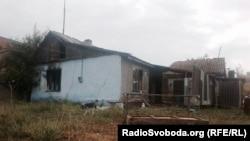 Разгромлены цыганскі дом у Лашчынаўцы