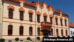 Primăria din Miercurea Sibiului