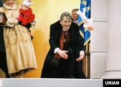 Віктар Юшчанка