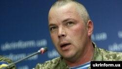 Командуючий Високомобільними десантними військами Збройних Сил України Михайло Забродський