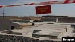 Будаўніцтва АЭС у Астраўцы