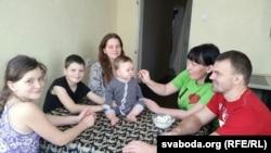 Вялікая сям'я Крэняў