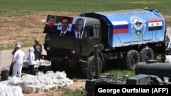 Сириядағы ресейлік әскерилер