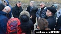 Студзеньскі сход супраць пабудовы акумулятарнага заводу ў Берасьці