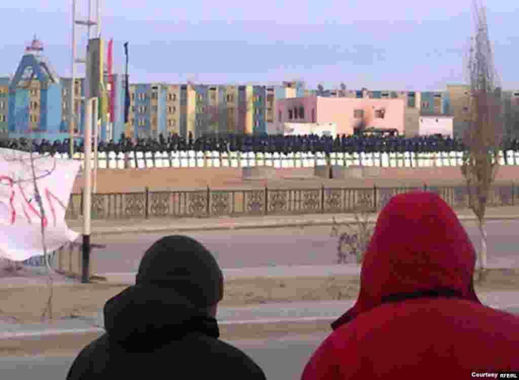 Казахстан. 30 января — 3 февраля 2012 года #17