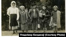Дзеці зВаложыншчыны, 1916 год