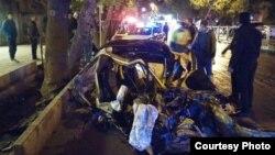 در ۵ سال گذشته بیش از یکصدهزار نفر در حوادث رانندگی در ایران کشته شدهاند