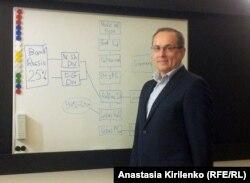 Сергій Колесников малює схему купівлі акцій банку «Росія» і фінансування «палацу Путіна»