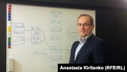 Сергей Колесников рисует схему покупки акции банка «Россия» и финансирования «дворца Путина»