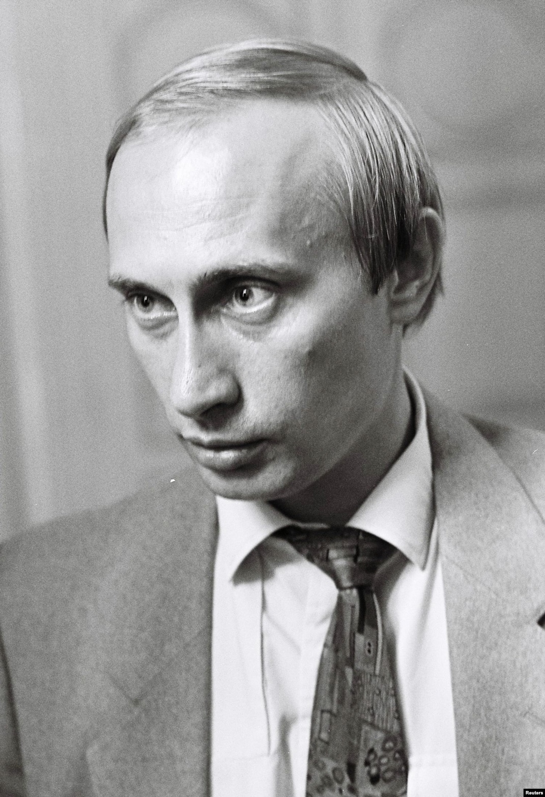 Vladimir Putin The Early Years