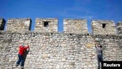 Zidovi Kalemegdana