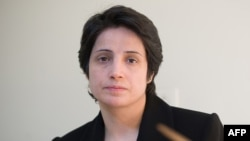 Nasrin Sotoudeh in 2008